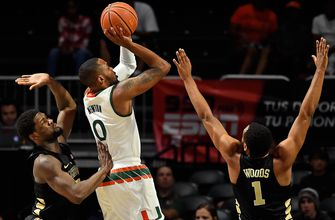 Lonnie Walker IV caps Miami's late run in win over Wake Forest