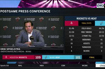 Erik Spoelstra: They made us pay for every single mistake in the 4th