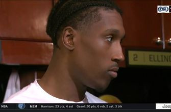 Josh Richardson was just trying to 'pick up the slack' in 30-point night