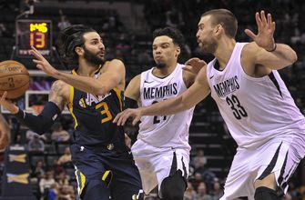 Grizzlies LIVE to Go: Grizzlies struggle against the Jazz 92-88
