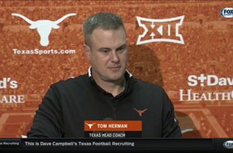 National Signing Day: Herman has Texas Longhorns back in national spotlight