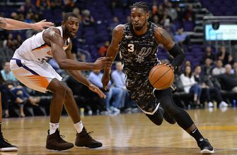 Aldridge, Spurs hand Suns their most one-sided loss ever
