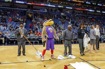 NBA postpones Pacers-Pelicans over concerns about roof leak