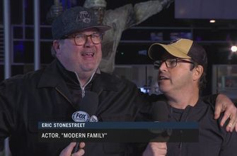 LA Kings Live: Andy Lassner and Eric Stonestreet stop by the set