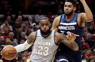 Skip Bayless: 'LeBron owed his team that win last night. He hasn't been there for a long, long time'