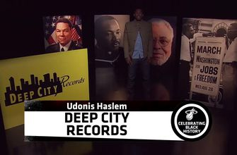 Black History Month: Udonis Haslem on Deep City Records