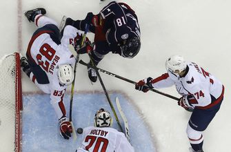 Slumping Blue Jackets looking for some of last year's breaks