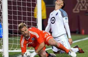 Sporting KC trades goalie Dykstra to Colorado