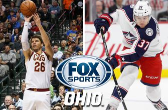 Channel information for Blue Jackets and Cavs on Friday, February 9th