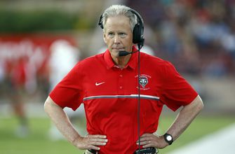 New Mexico suspends football coach amid misconduct probe