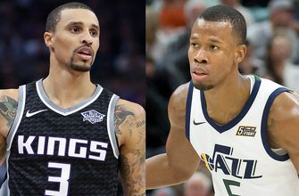 Cavs acquire George Hill, Rodney Hood in 3-team deal
