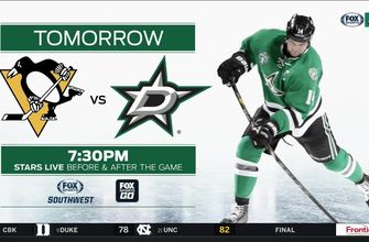 Pittsburgh Penguins at Dallas Stars preview | Stars Live