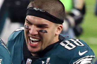 Eagles TE Trey Burton explains how the Philly Special came to be and what it means to be a Super Bowl champion