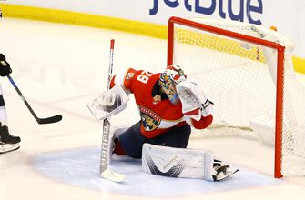 Panthers 4-game win streak comes to a close against LA Kings