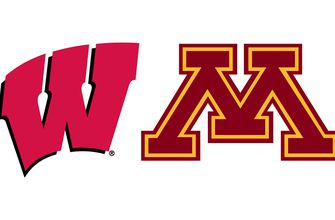 Gophers complete sweep, rout Badgers 7-1