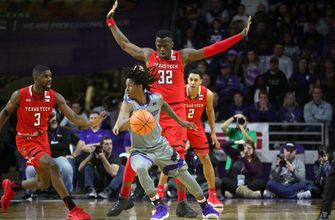 The Big 12 Is Red! Texas Tech takes top spot in conference after win over Kansas State