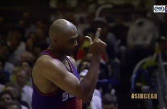 #Since68: Sir Charles closes out the Warriors in a big way